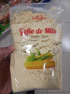 Gofio Miraflor Millo