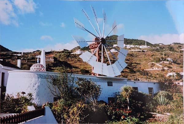 Molino Monte Pueblo en Mazo La Palma