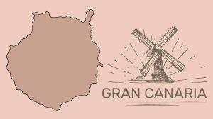 molinos de gofio en Gran Canaria
