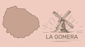 Molinos de gofio en La Gomera